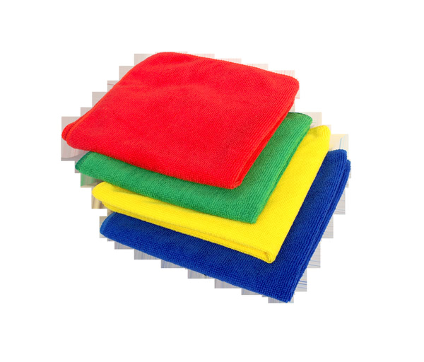 Blue Microfibre Cloth (Pack of 20)
