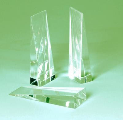 Prism - Acrylic Narrow 15x60x20mm (pair)