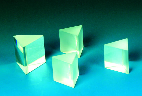 Prism - Borosilicate Glass Crown R Index 1.51