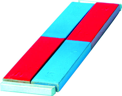 Magnet Bar Chrome Steel   50x12x5 (Pr)