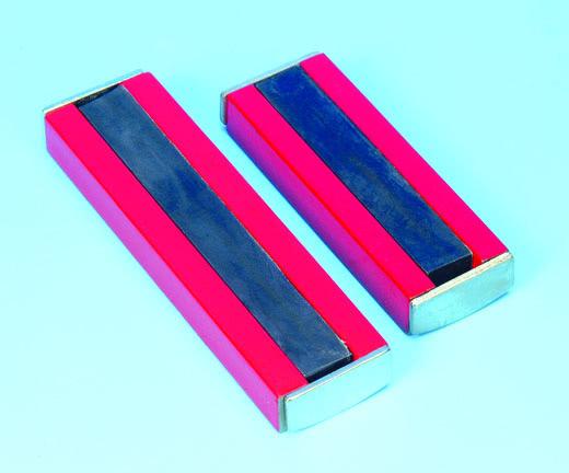 Magnet Alnico Bars & Keeper 150x15x10 (Pr)