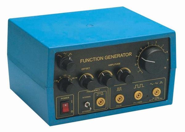 Signal Generator & Amplifier 1hz to 100hz