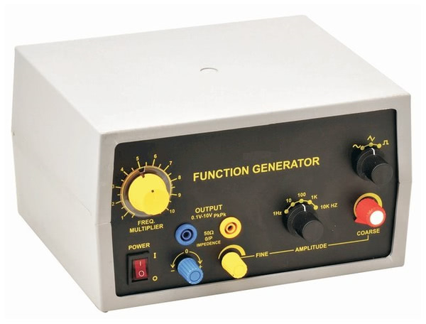 Signal Generator & Amplifier 1hz to 100hz