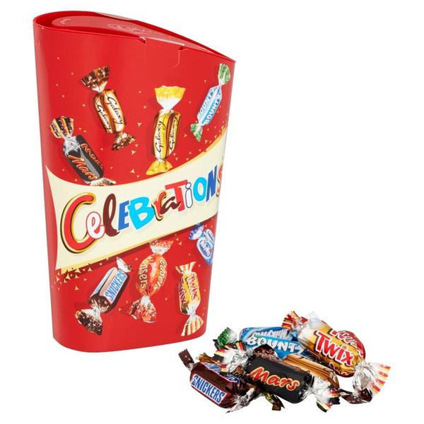 Celebrations Chocolate Gift Carton 380g