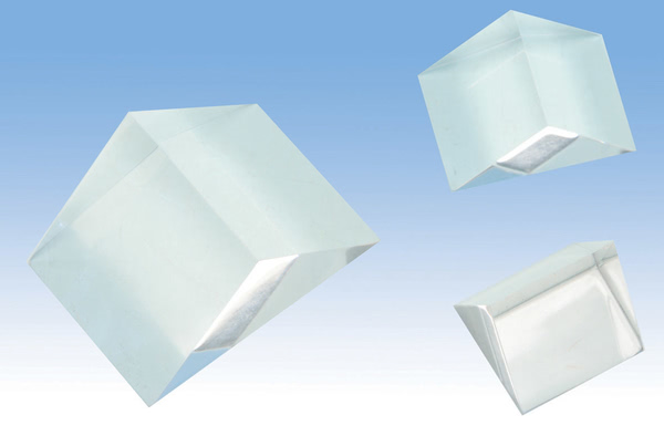 Prism - Clear Glass  60x60x60 deg - 50x50mm
