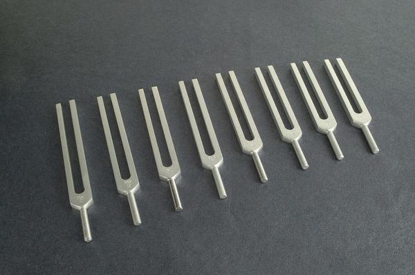 Tuning Fork (Aluminium) - 256hz Note C