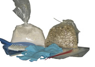 Caustic Spill Clean Up Kit