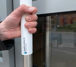 SafeSurface Door Handle Wrap