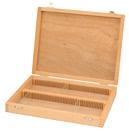 Wooden Slide Case