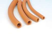 Rubber Tubing 10mm Bore 2.0mm wall  10m roll