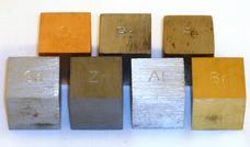 Cubes For Density 20mm  Alum (Pk5)