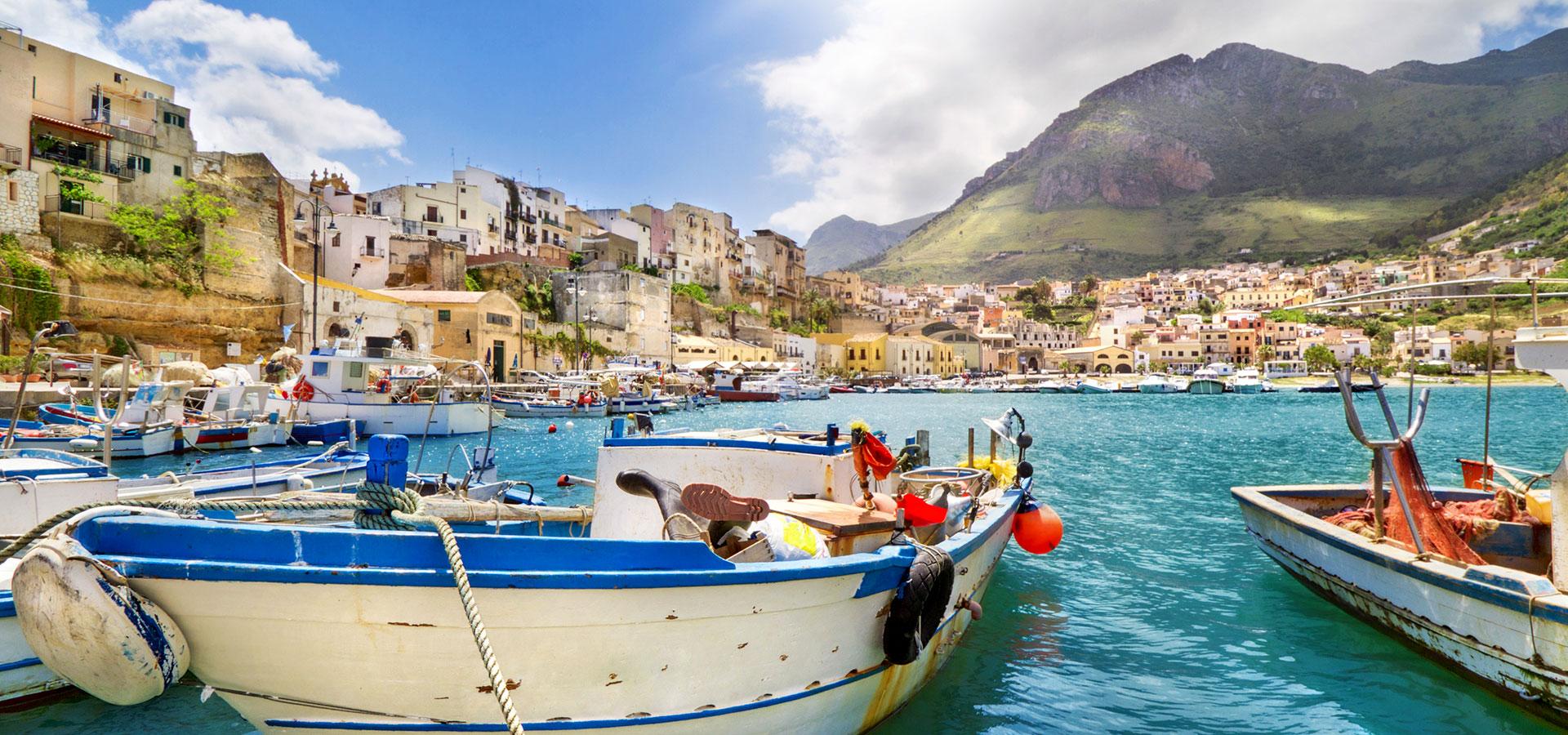 География Сицилии
