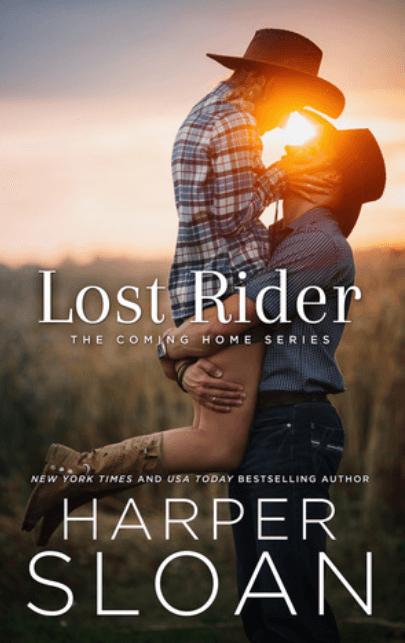 Lost Rider by Harper Sloan