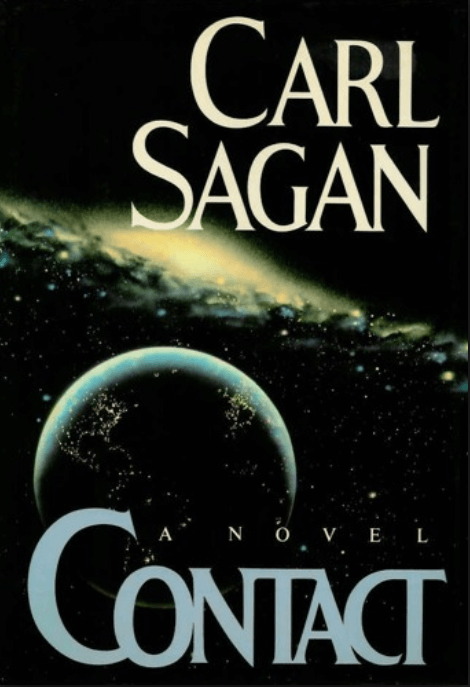 Contact by Carl Sagan