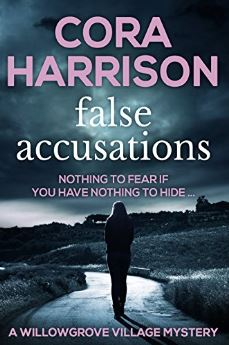 False Accusations by Cora Harrison