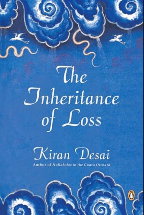 The Inheritance of Loss by Kiran Desai