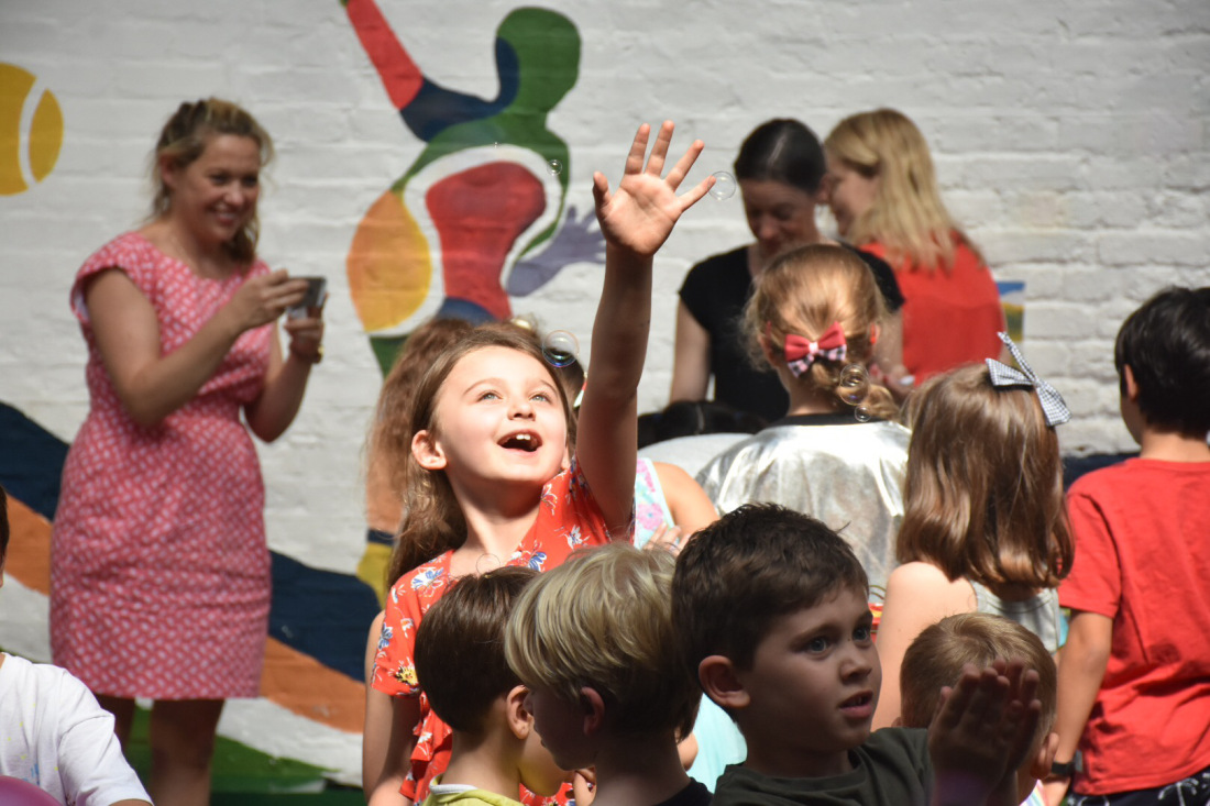 Sinclair House School Summer Disco