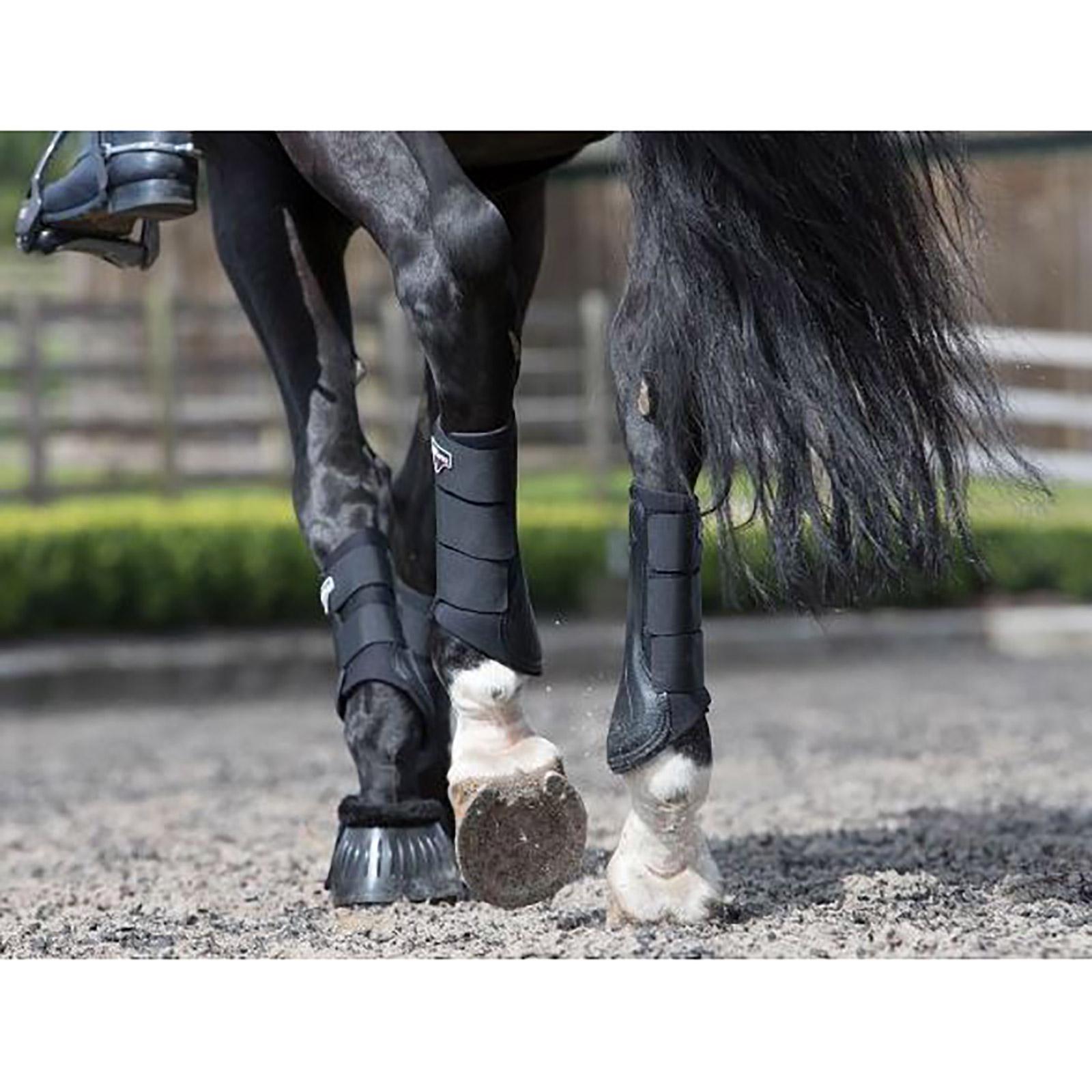 LEMIEUX-PROSPORT-Grafter-Brossage-Bottes-Leger-Protection miniature 9