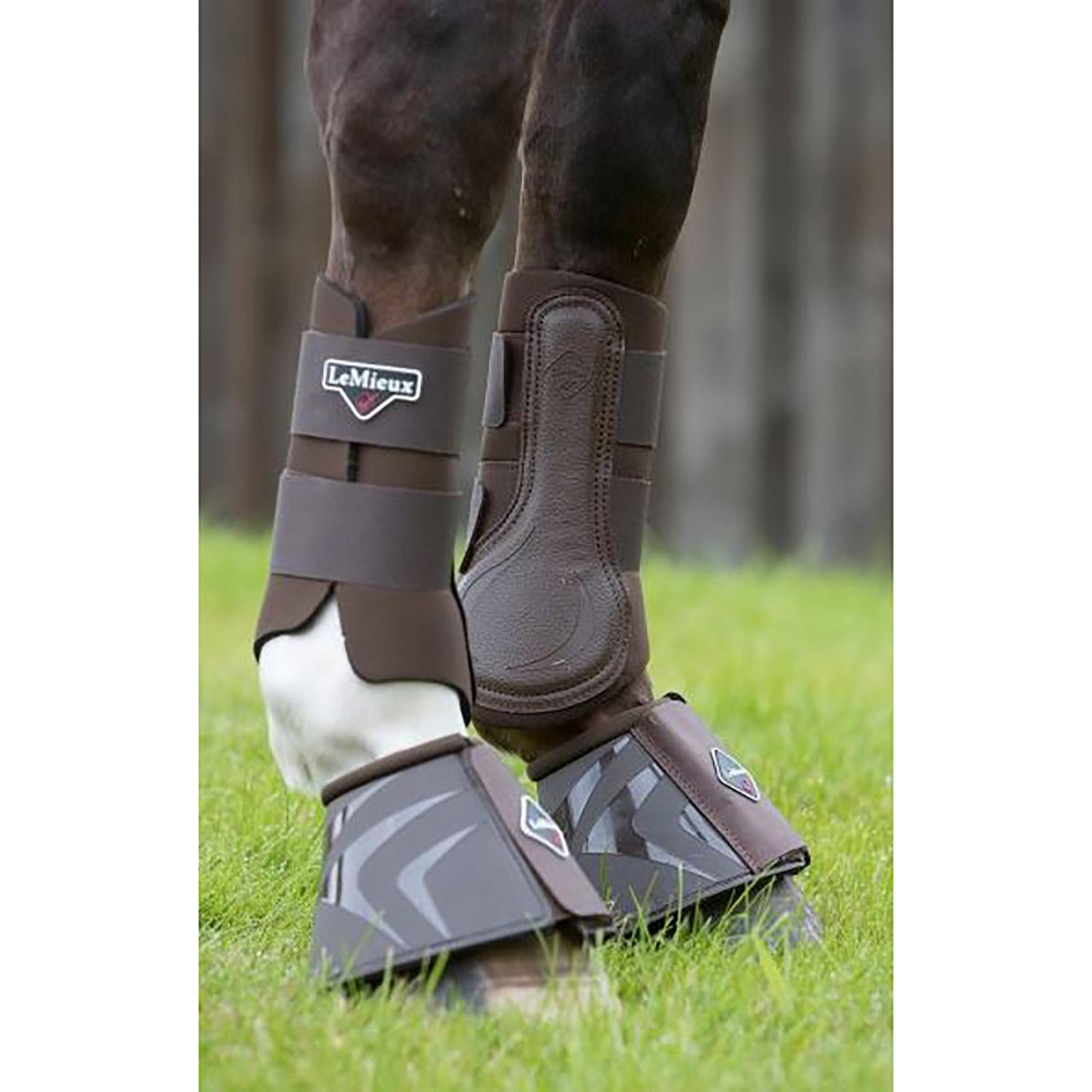 LEMIEUX-PROSPORT-Grafter-Brossage-Bottes-Leger-Protection miniature 23