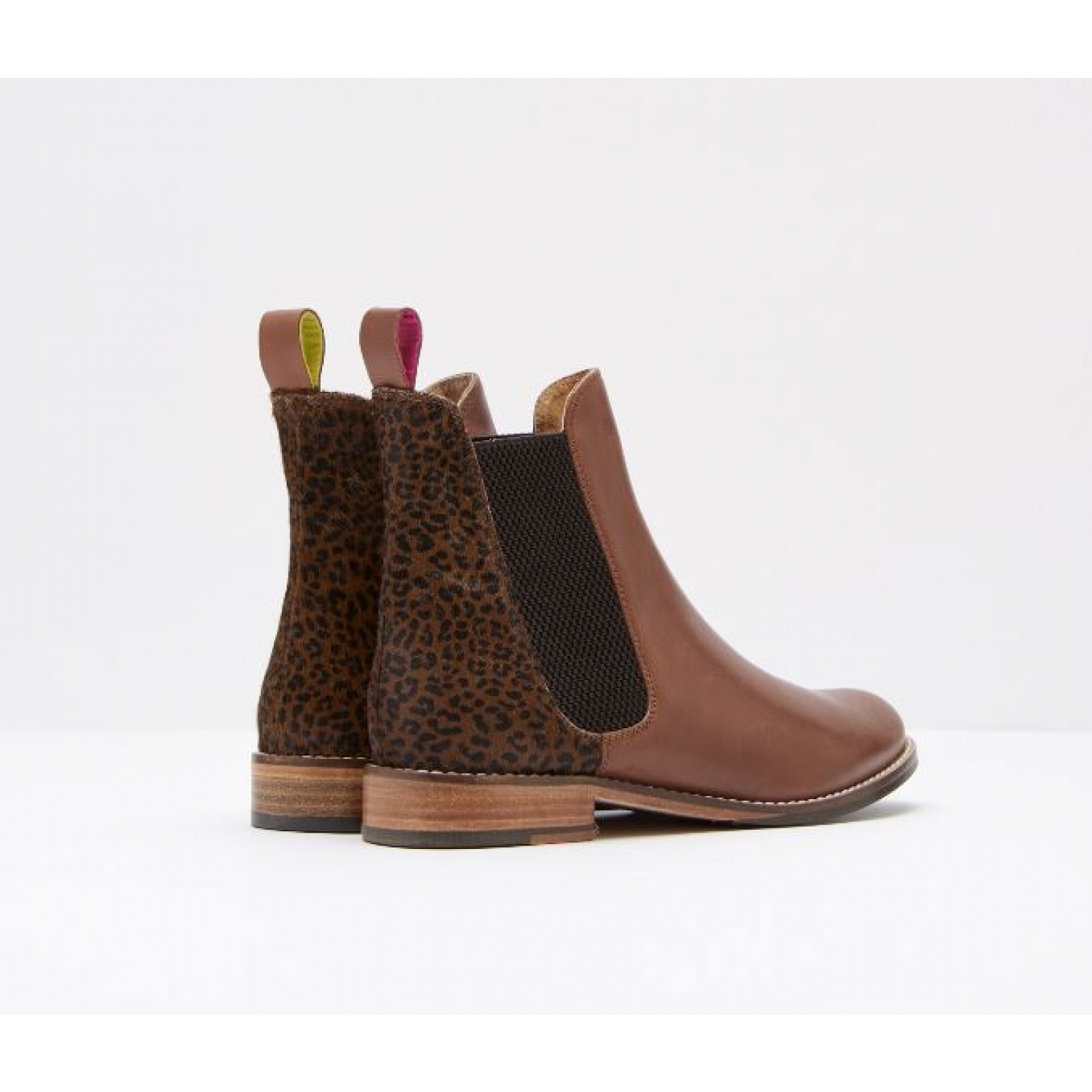 Joules-Westbourne-Premium-Leather-Chelsea-Boot-ALL-COLOURS miniature 15
