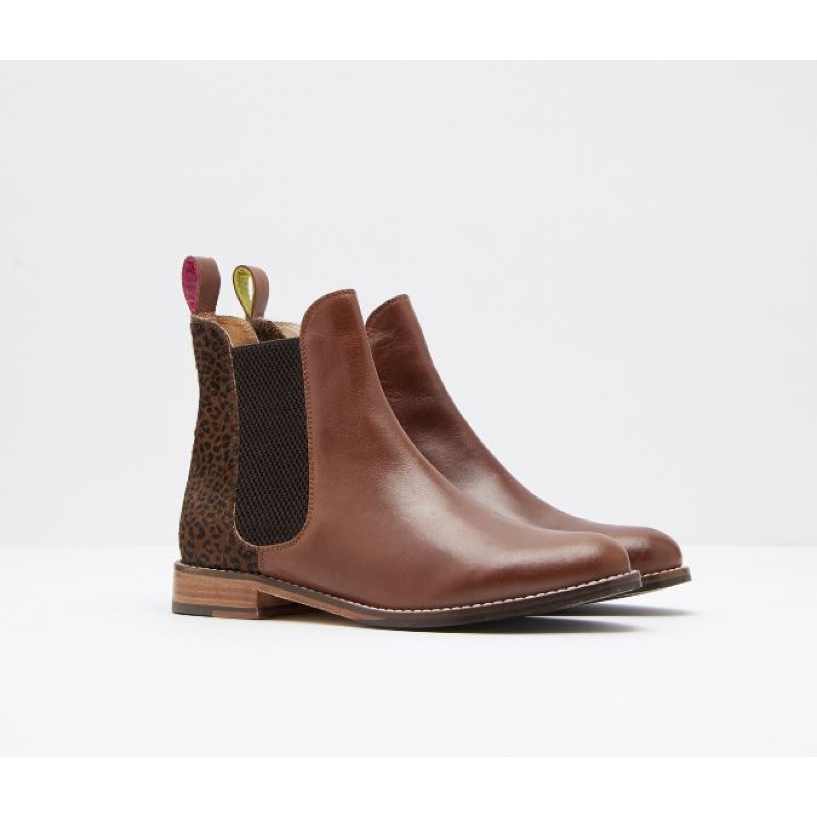 Joules-Westbourne-Premium-Leather-Chelsea-Boot-ALL-COLOURS miniature 17