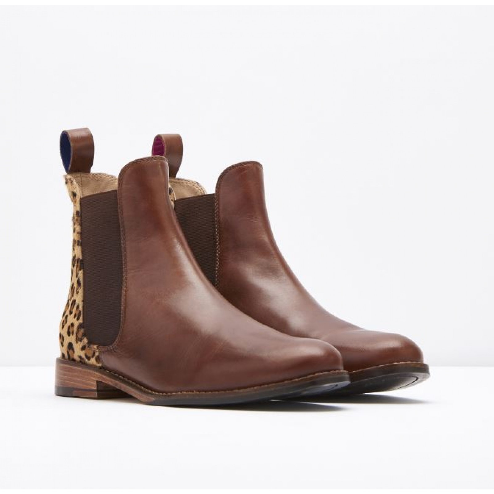Joules-Westbourne-Premium-Leather-Chelsea-Boot-ALL-COLOURS miniature 11
