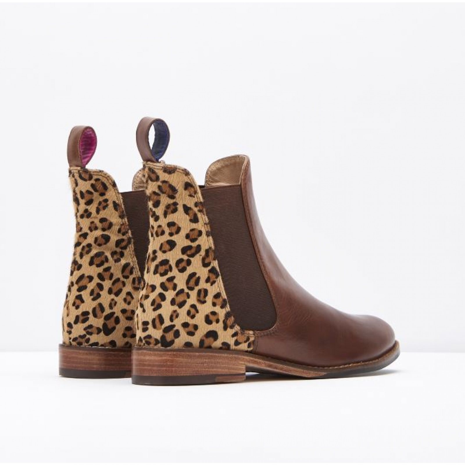Joules-Westbourne-Premium-Leather-Chelsea-Boot-ALL-COLOURS miniature 9