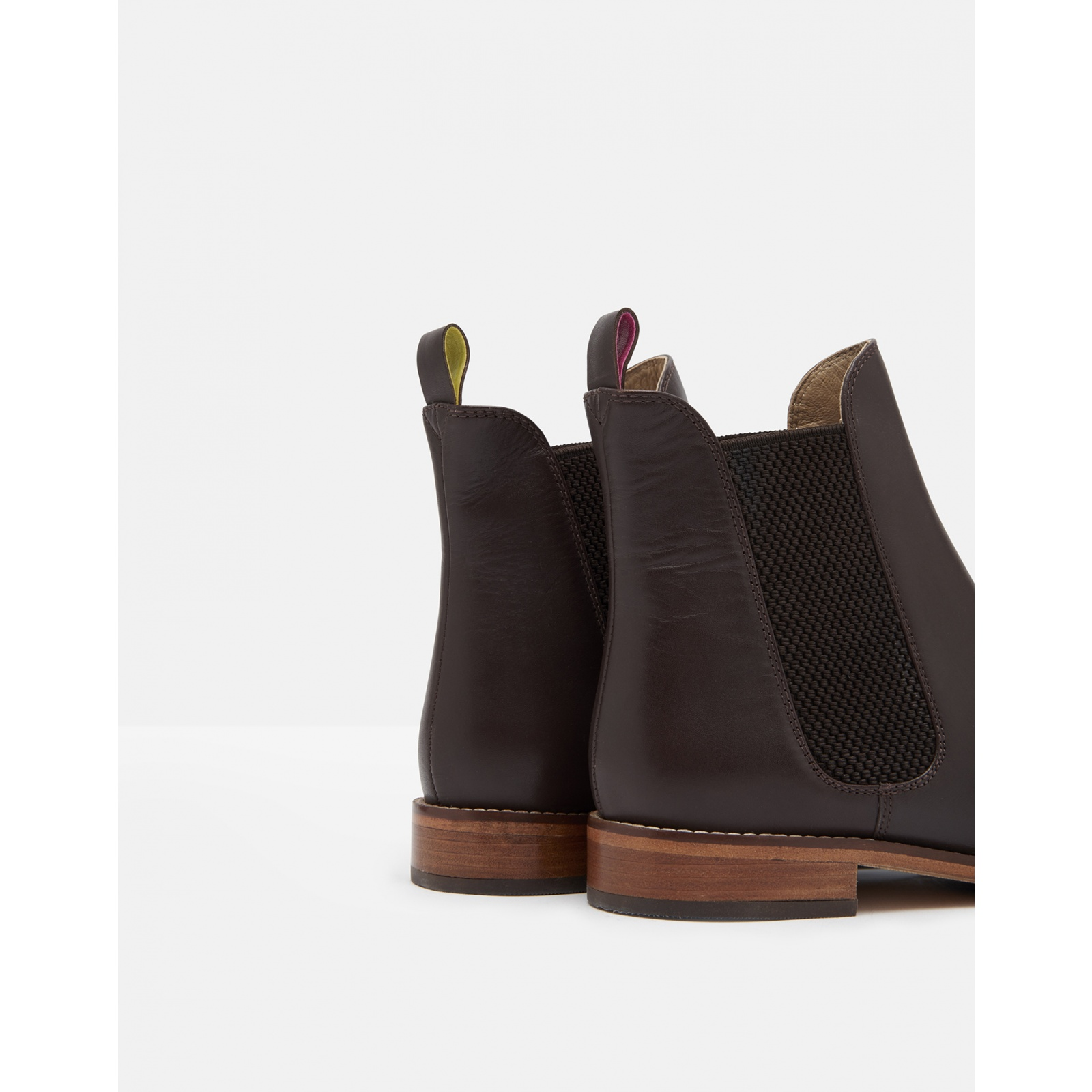 Joules-Westbourne-Premium-Leather-Chelsea-Boot-ALL-COLOURS miniature 4
