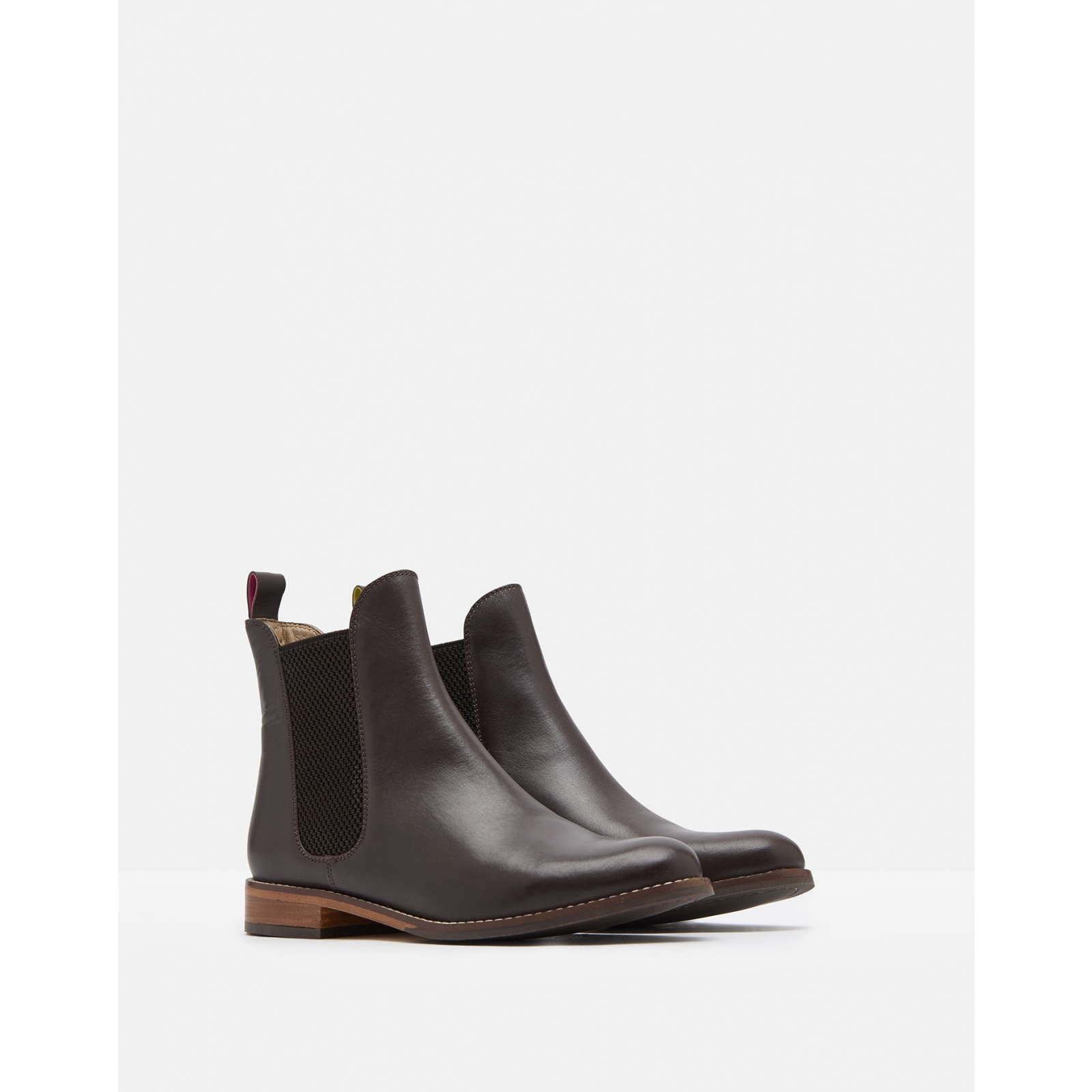 Joules-Westbourne-Premium-Leather-Chelsea-Boot-ALL-COLOURS miniature 5