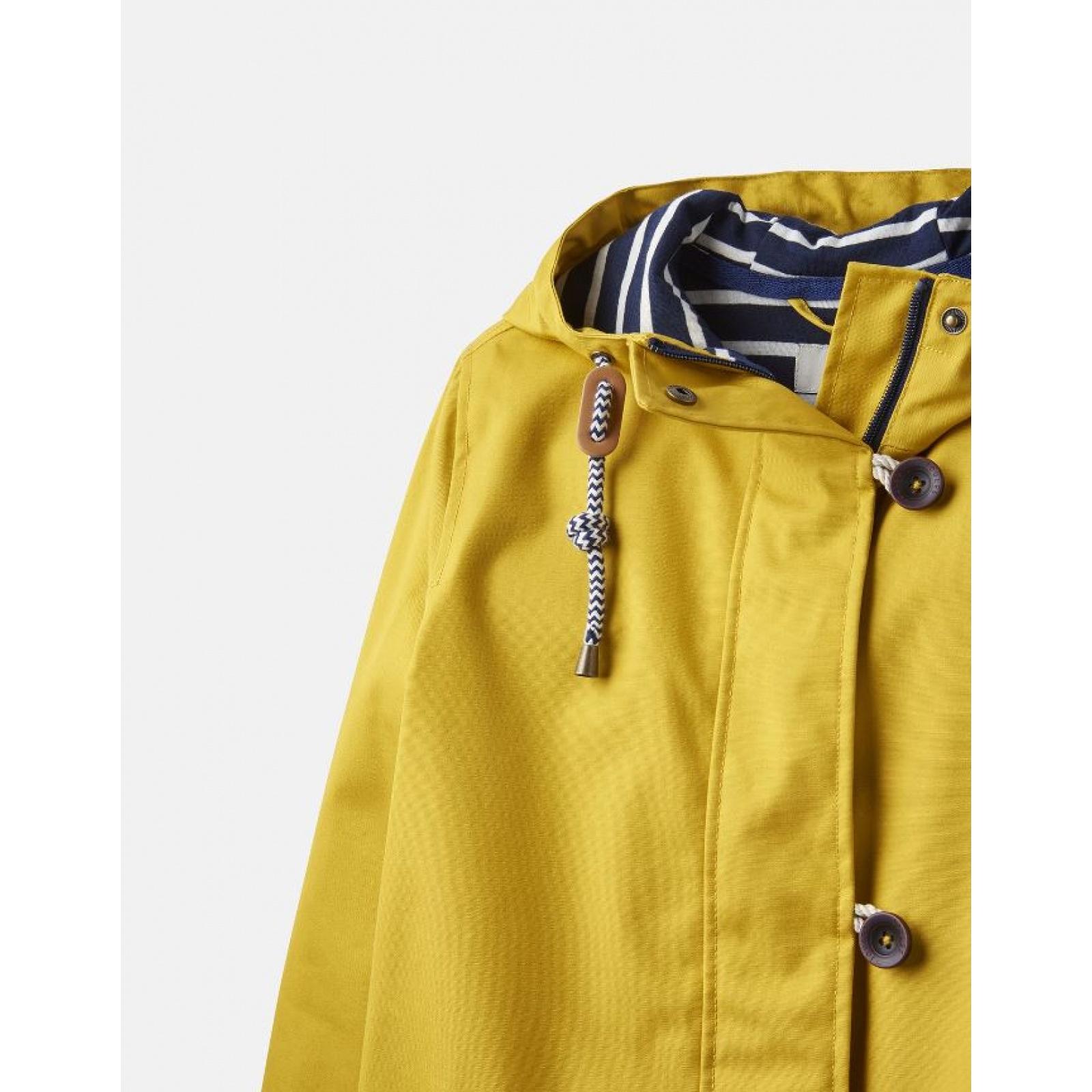 Joules-Coast-Mid-Waterproof-Hooded-Rain-Jacket-MORE-COLOURS miniature 6
