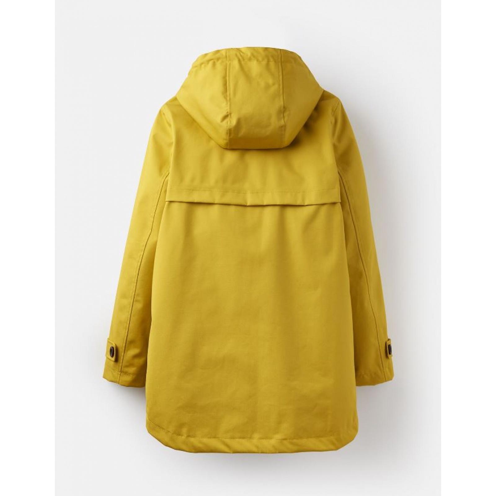 Joules-Coast-Mid-Waterproof-Hooded-Rain-Jacket-MORE-COLOURS miniature 3