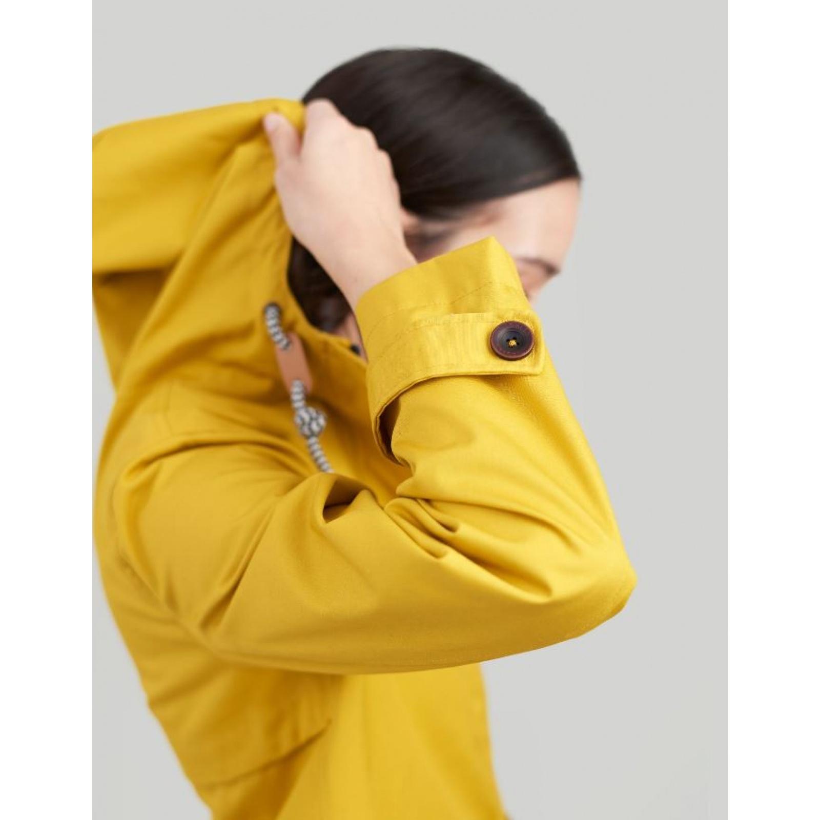 Joules-Coast-Mid-Waterproof-Hooded-Rain-Jacket-MORE-COLOURS miniature 5