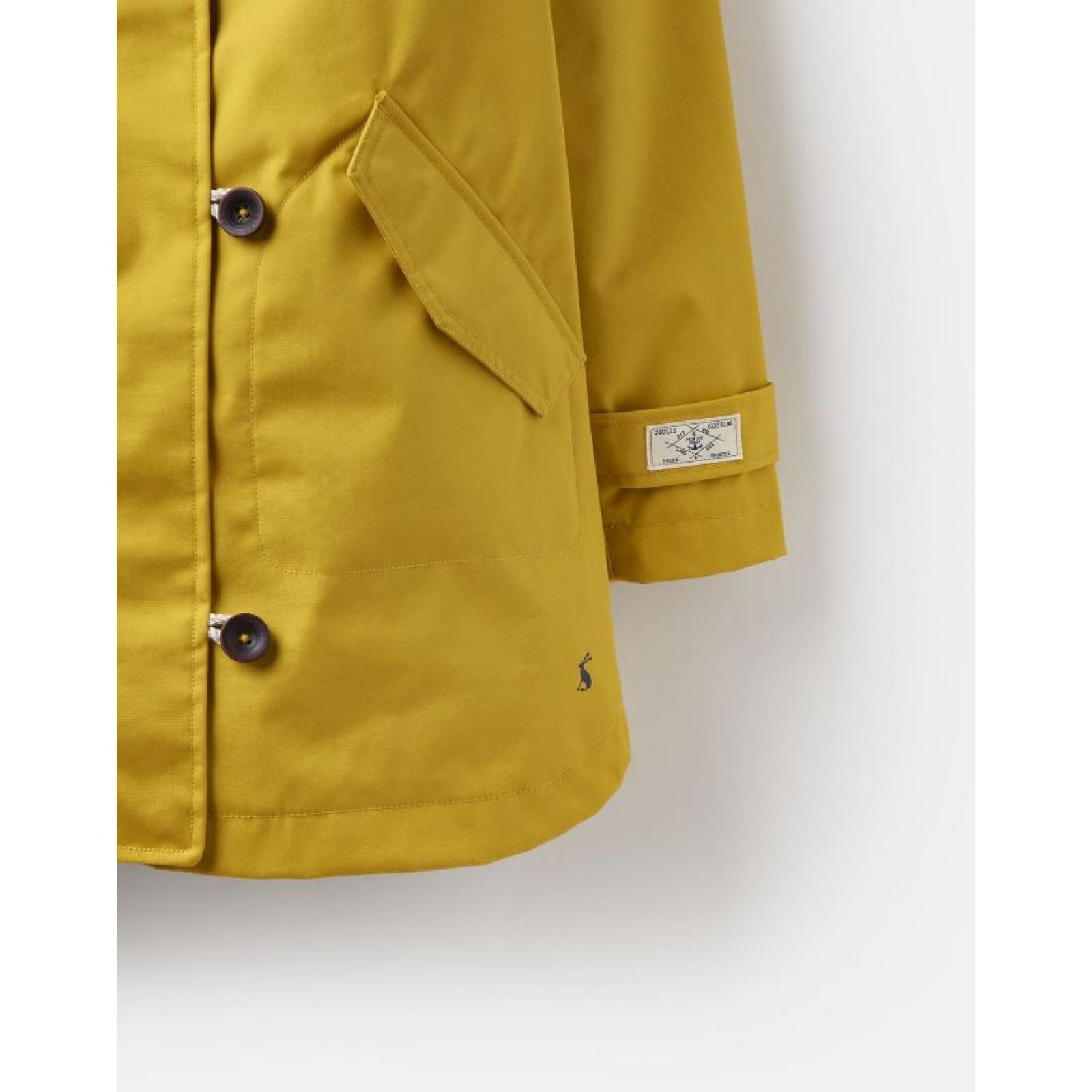 Joules-Coast-Mid-Waterproof-Hooded-Rain-Jacket-MORE-COLOURS miniature 7