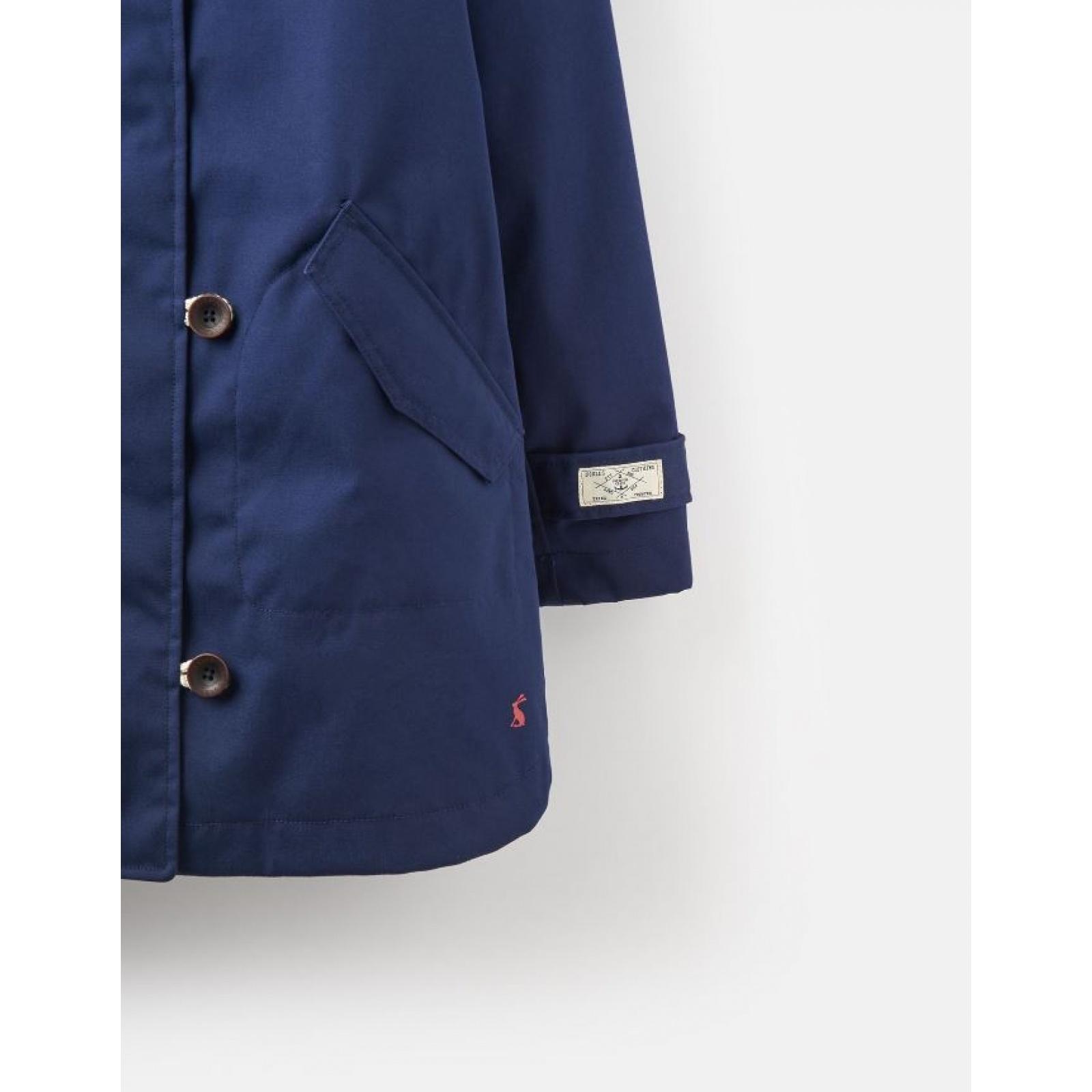 Joules-Coast-Mid-Waterproof-Hooded-Rain-Jacket-MORE-COLOURS miniature 14