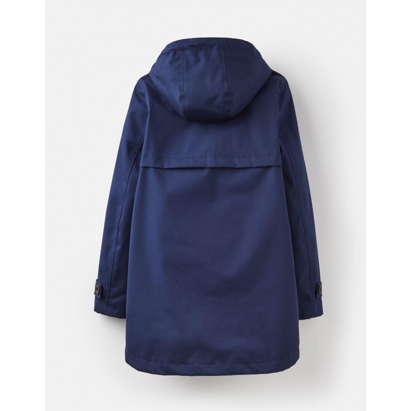 Joules-Coast-Mid-Waterproof-Hooded-Rain-Jacket-MORE-COLOURS miniature 11