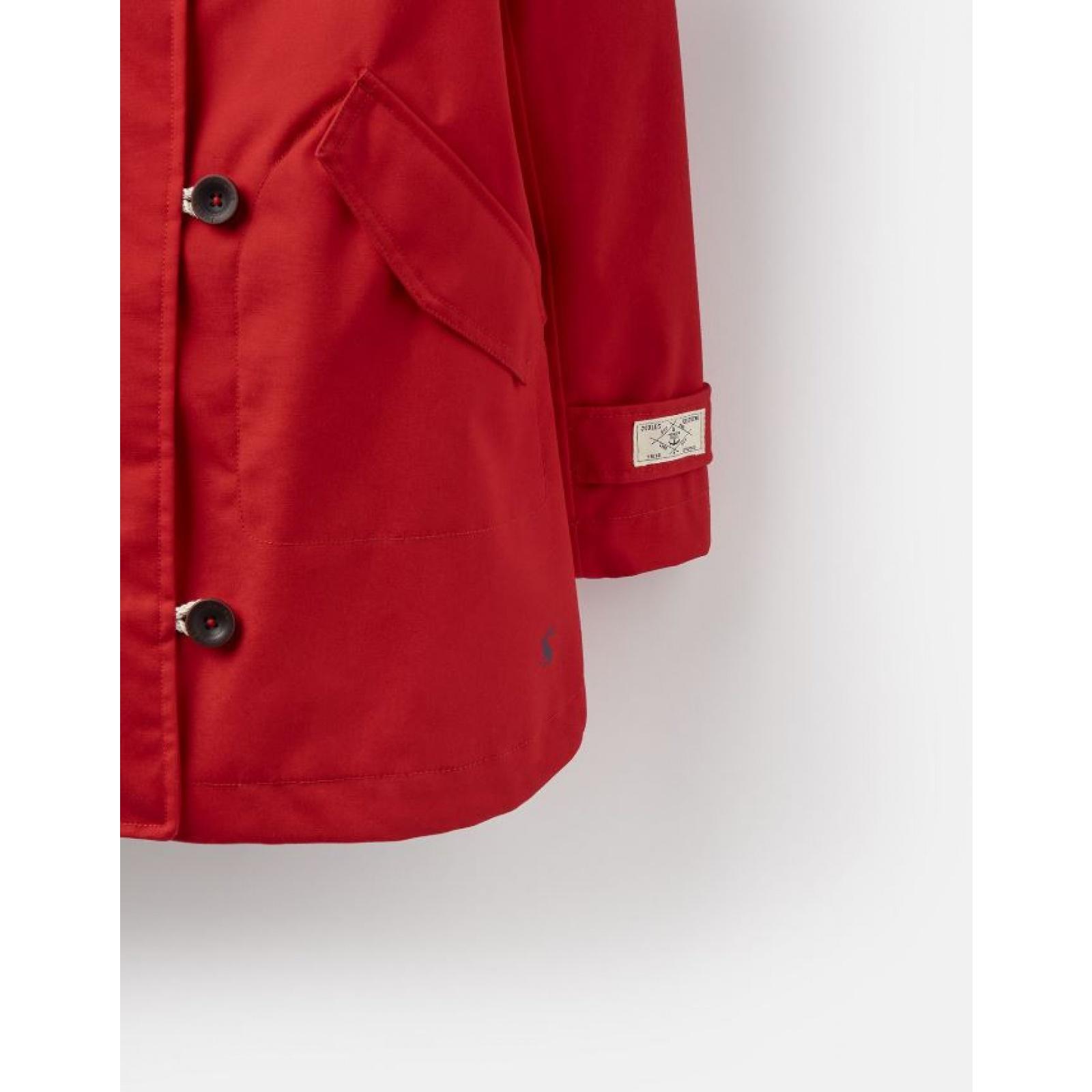 Joules-Coast-Mid-Waterproof-Hooded-Rain-Jacket-MORE-COLOURS miniature 30