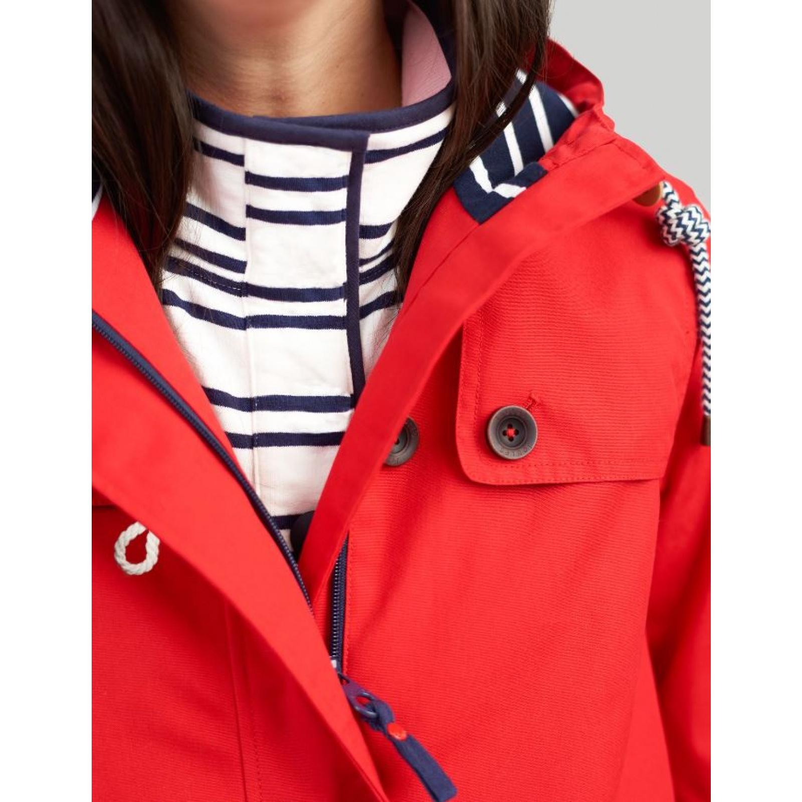 Joules-Coast-Mid-Waterproof-Hooded-Rain-Jacket-MORE-COLOURS miniature 28