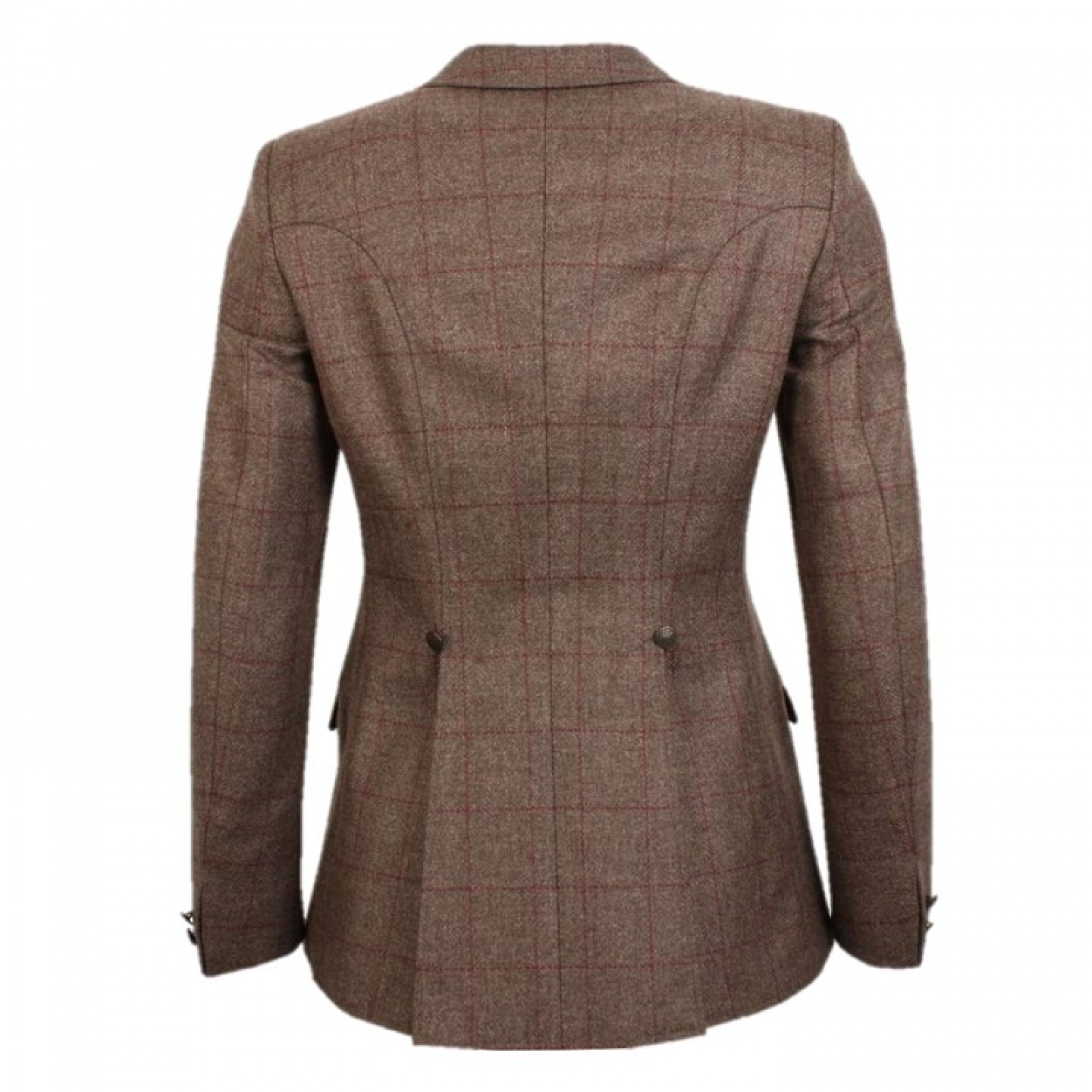 Pikeur-Epsom-Tweed-Show-Competition-Hacking-Jacket miniature 11