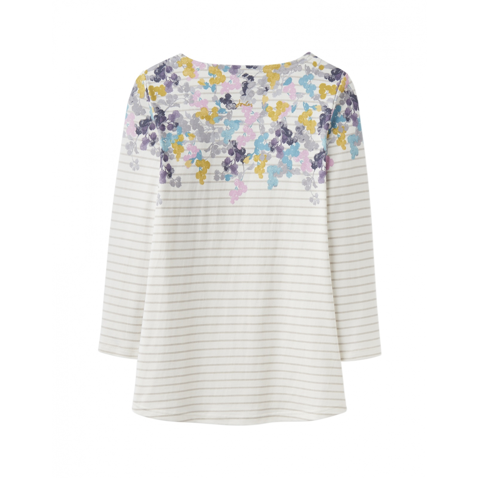 Joules-Harbour-Printed-3-4-Sleeve-Jersey-Top-SS19 thumbnail 41