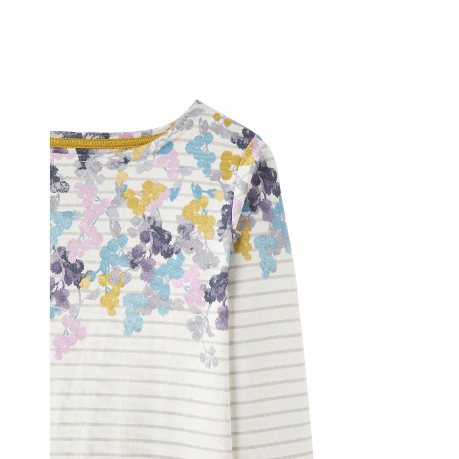 Joules-Harbour-Printed-3-4-Sleeve-Jersey-Top-SS19 thumbnail 43