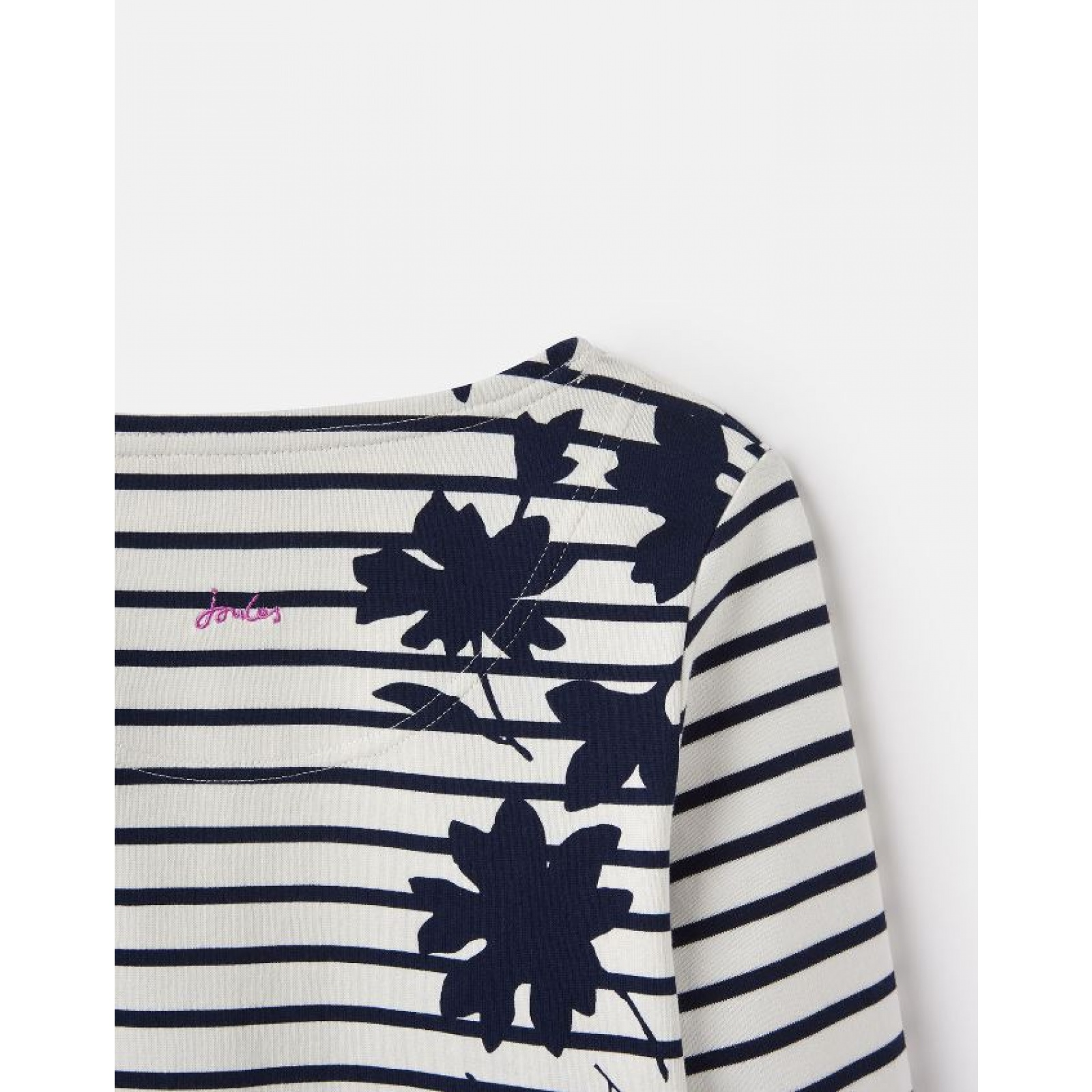 Joules-Harbour-Printed-3-4-Sleeve-Jersey-Top-SS19 thumbnail 63