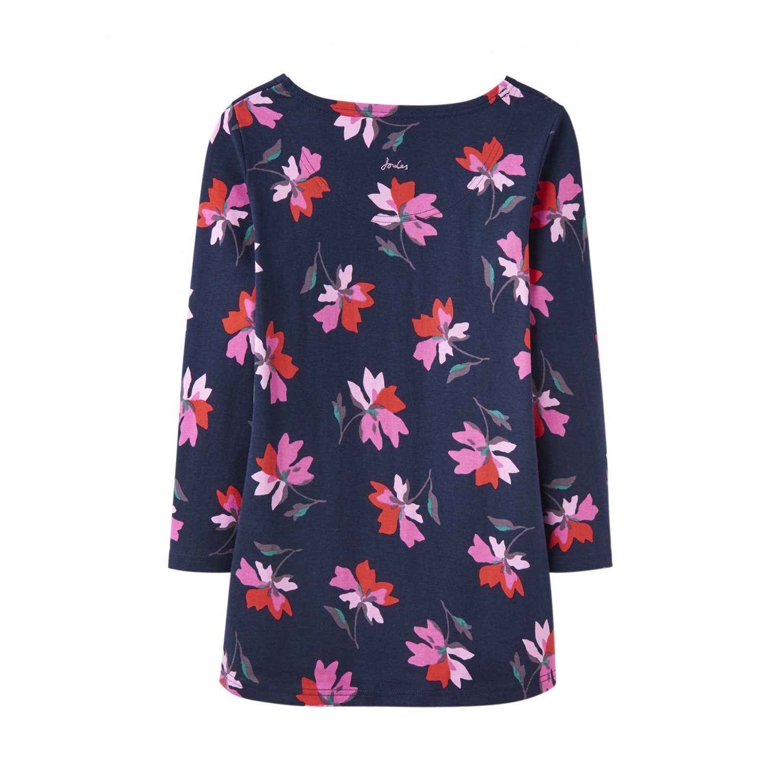 Joules-Harbour-Printed-3-4-Sleeve-Jersey-Top-SS19 thumbnail 70