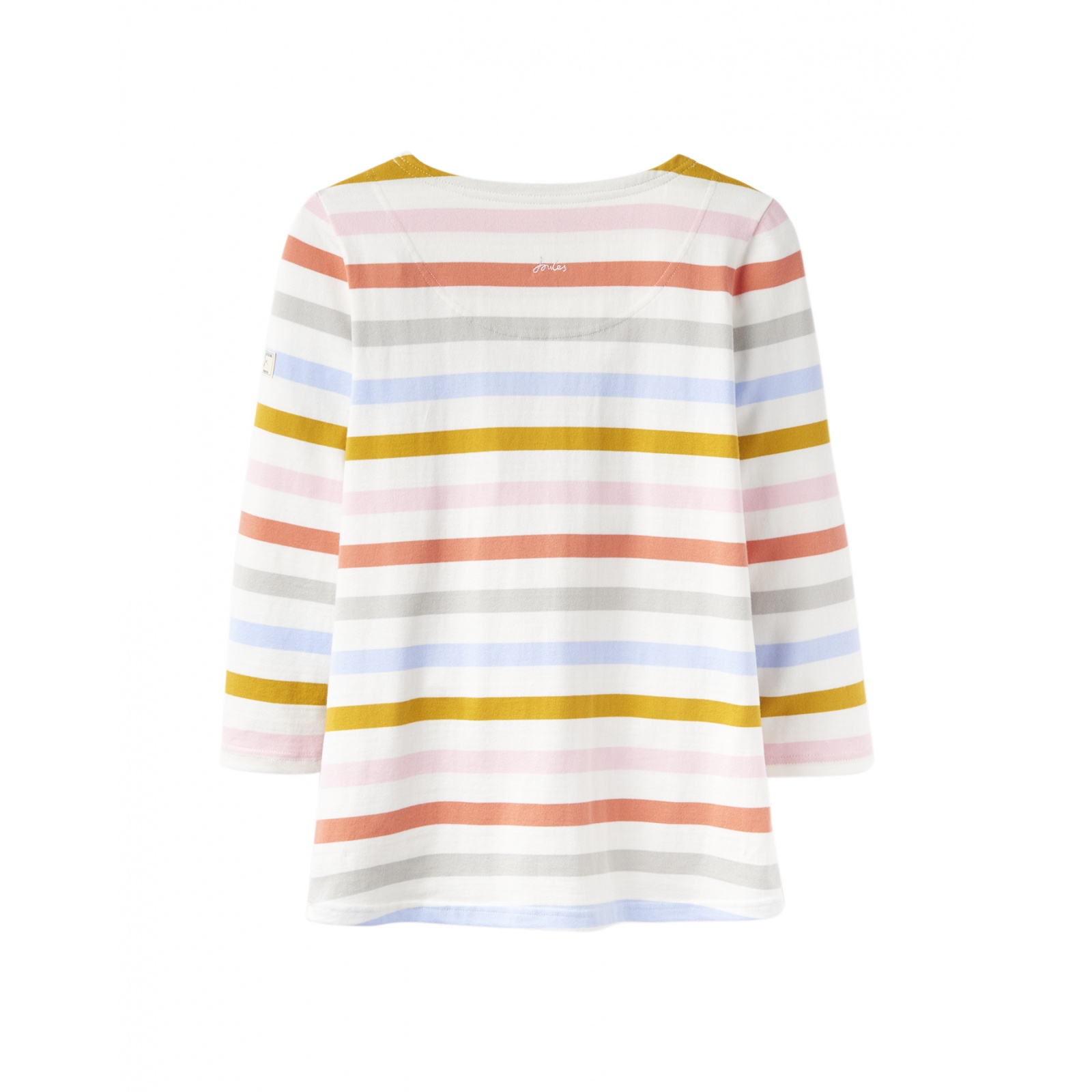 Joules-Harbour-Jersey-3-4-Sleeve-Top-SS19 thumbnail 22