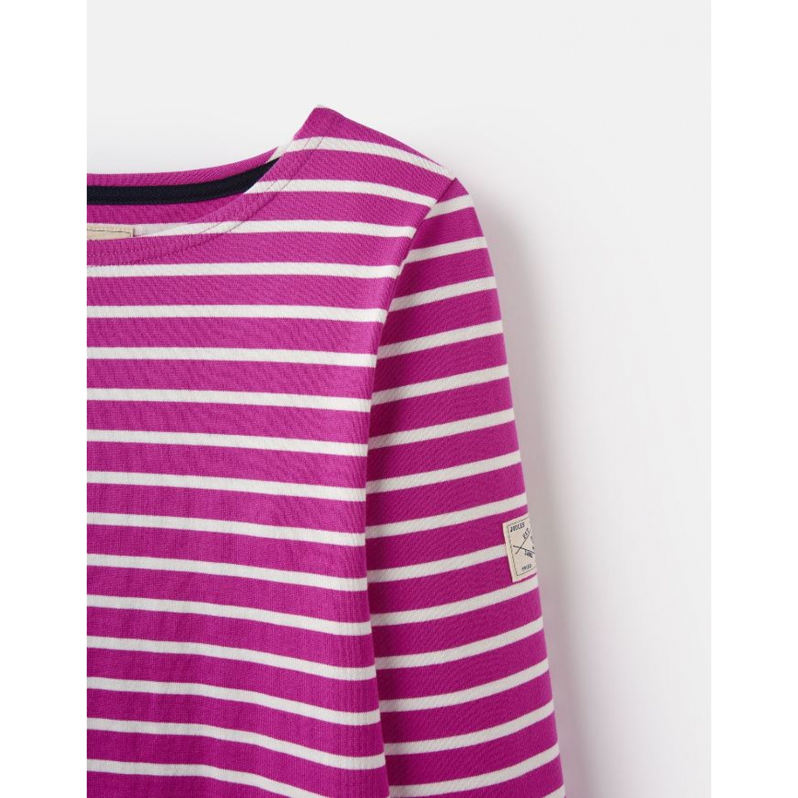 Joules-Harbour-Jersey-3-4-Sleeve-Top-SS19 thumbnail 40