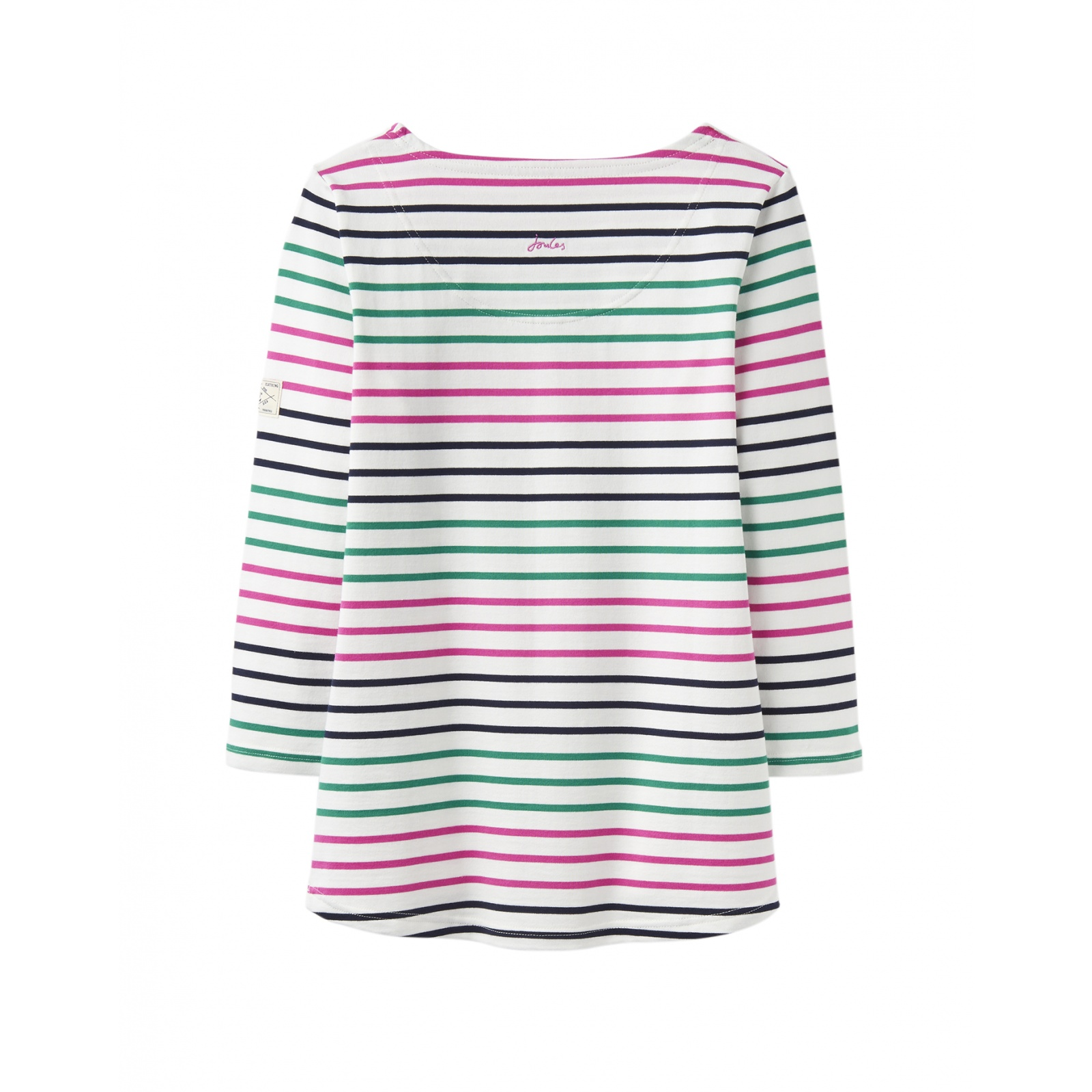 Joules-Harbour-Jersey-3-4-Sleeve-Top-SS19 thumbnail 45