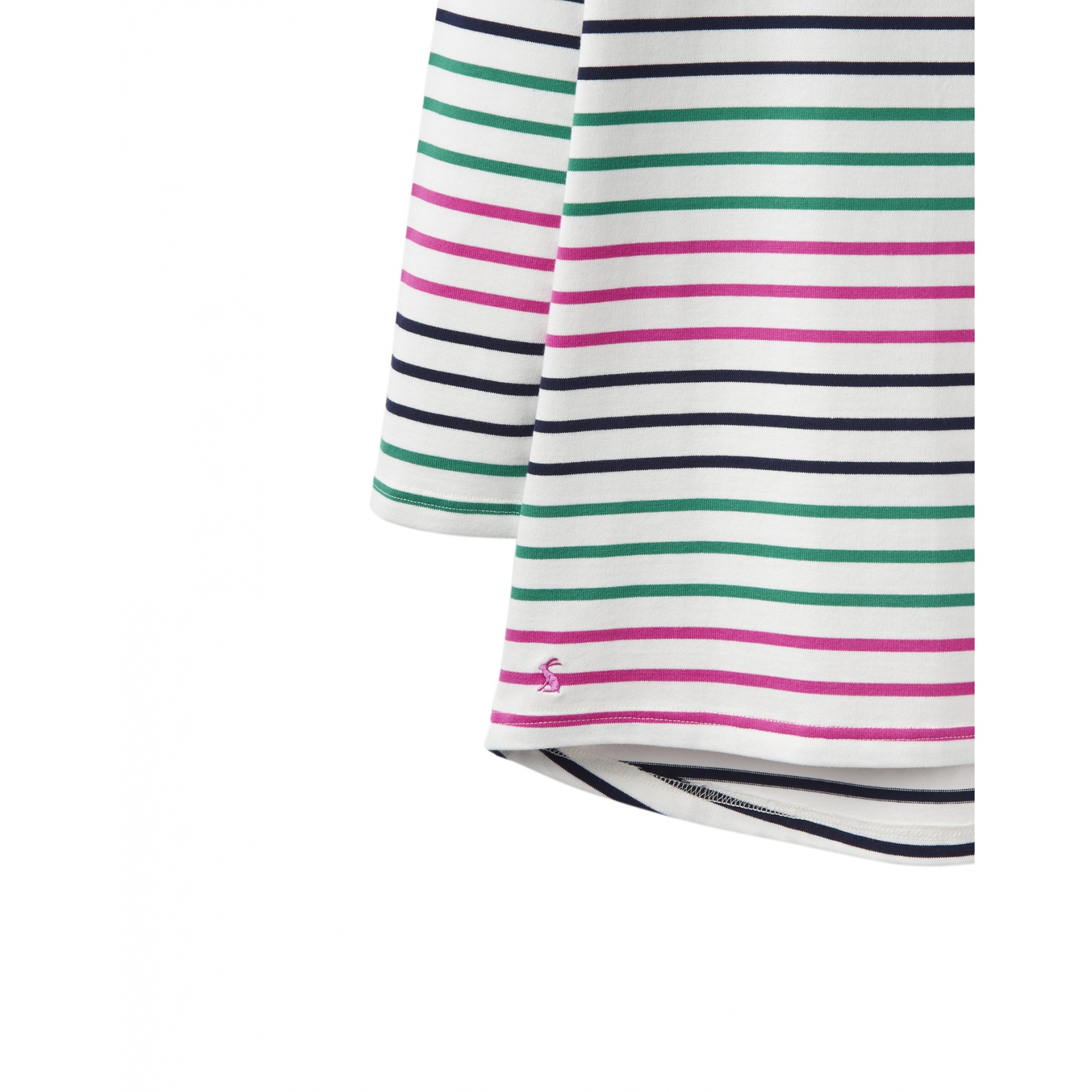 Joules-Harbour-Jersey-3-4-Sleeve-Top-SS19 thumbnail 47
