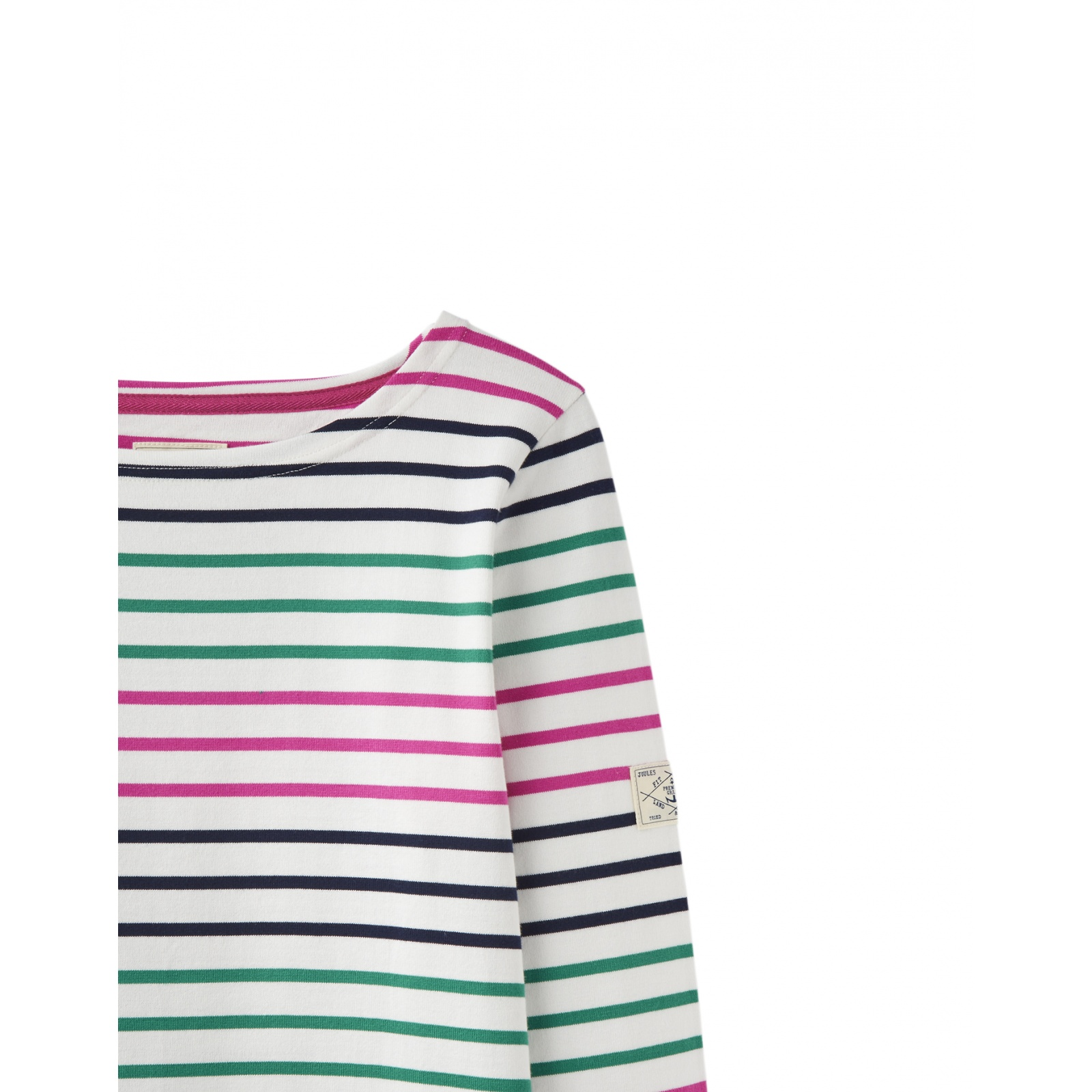 Joules-Harbour-Jersey-3-4-Sleeve-Top-SS19 thumbnail 48