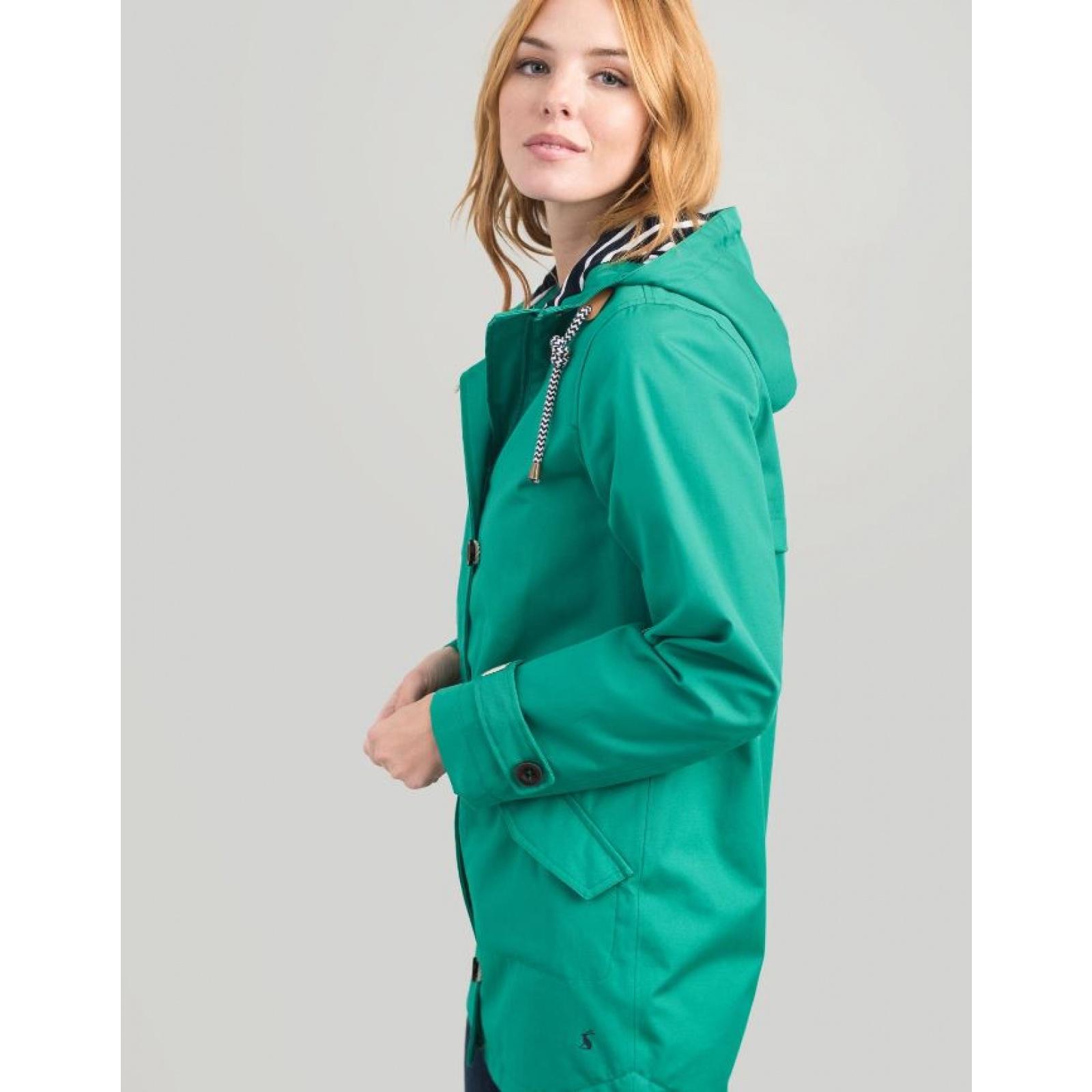 Joules-Coast-Mid-Waterproof-Hooded-Rain-Jacket-MORE-COLOURS miniature 20