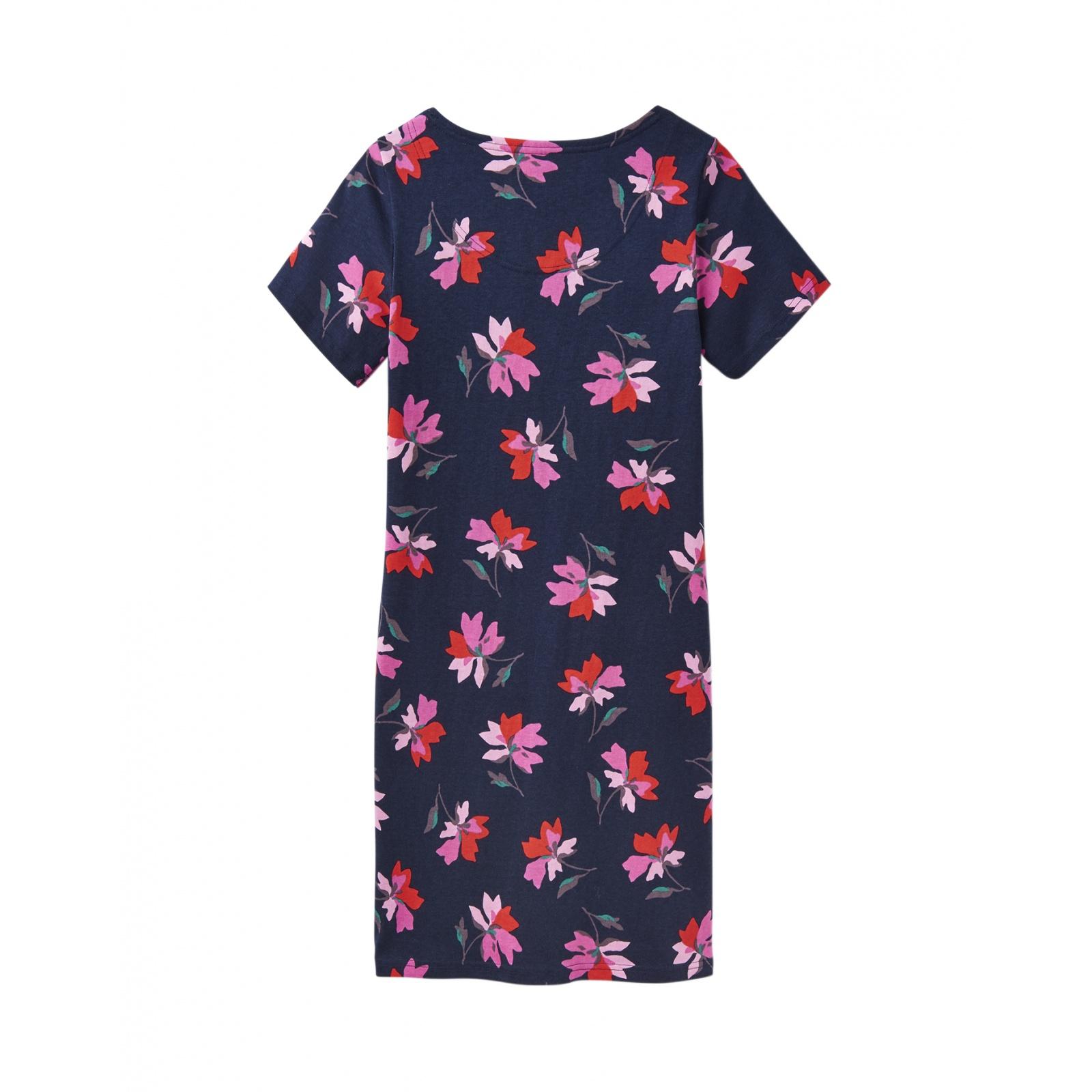 Joules-Riviera-Print-T-Shirt-Dress-with-Short-Sleeves-SS19 thumbnail 21