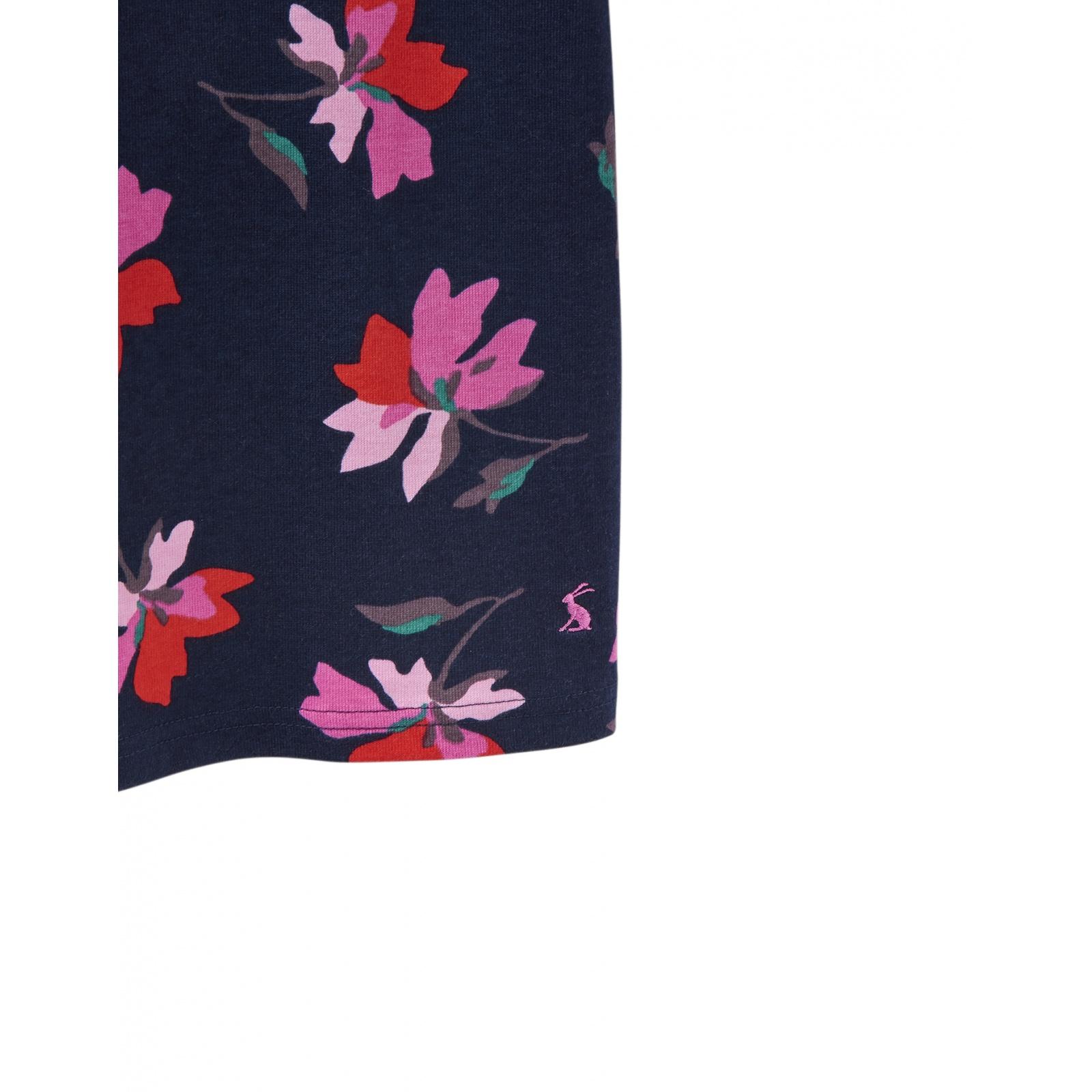 Joules-Riviera-Print-T-Shirt-Dress-with-Short-Sleeves-SS19 thumbnail 24